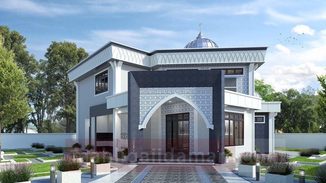 Pelan Lantai Rumah islamik Bermanfaat Kertas Kerja Bina Surau Archives