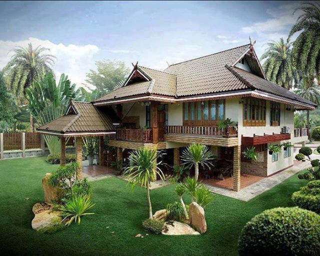design kampung moden