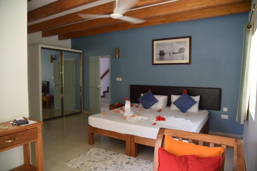 Pelan Lantai Rumah Kecil Baik La Modestie Guest House Grand Anse Praslin – Harga Terkini 2018