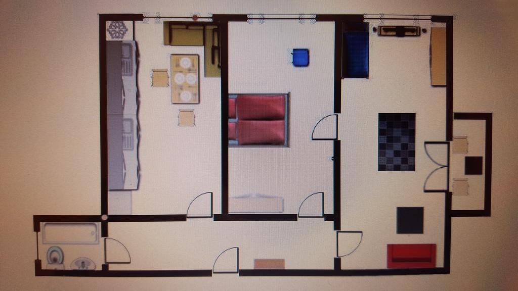 Pelan Lantai Rumah Kosong Bermanfaat Apartman Karel Karlovy Vary Republik Czech Booking