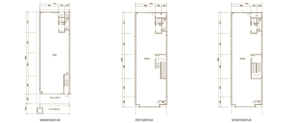 Adda Heights Adda Avenue 2 Type A Floor Plan