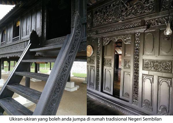 Perbezaan Rumah Tradisional Negeri Sembilan Dan Rumah Minangkabau