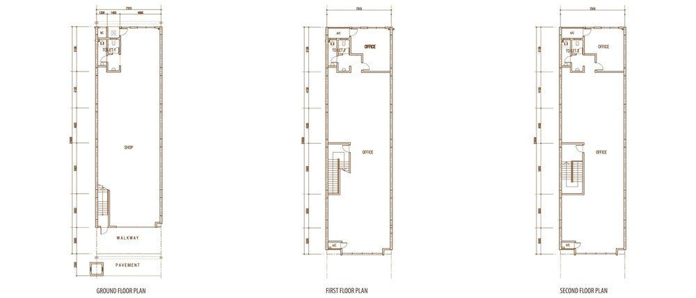 Pelan Lantai Rumah Setingkat Baik Ulasan Untuk Adda Heights Tebrau