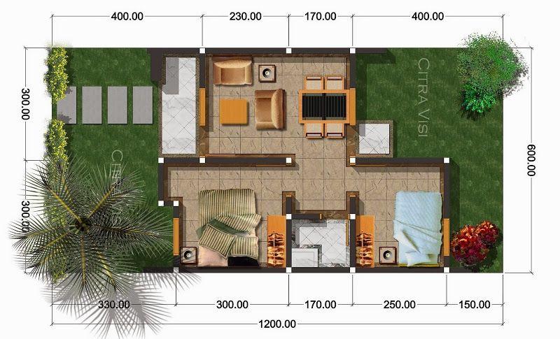 Pelan Lantai Rumah Terkini Bermanfaat Denah Minimalis Terbaru 2014 Desain Rumah Terbaru