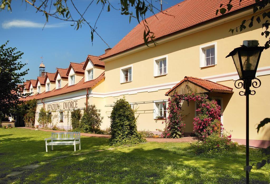 Pelan Lokasi Rumah Pengantin Berguna Penzion Dvorce Třeboň – Harga Terkini 2018