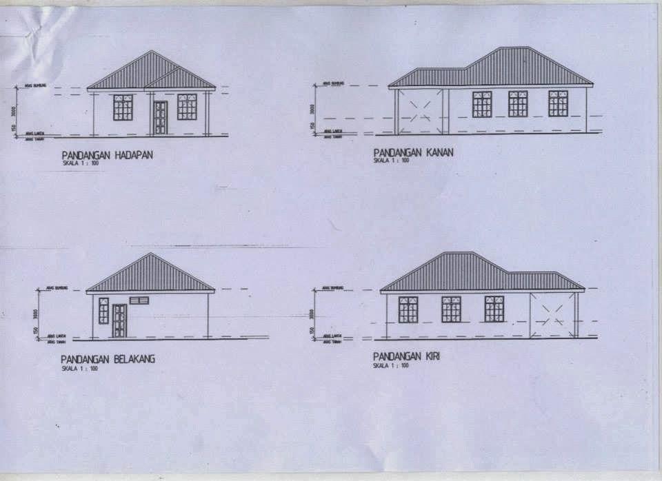 Design Plan Dan Pembinaan Rumah Bungalow