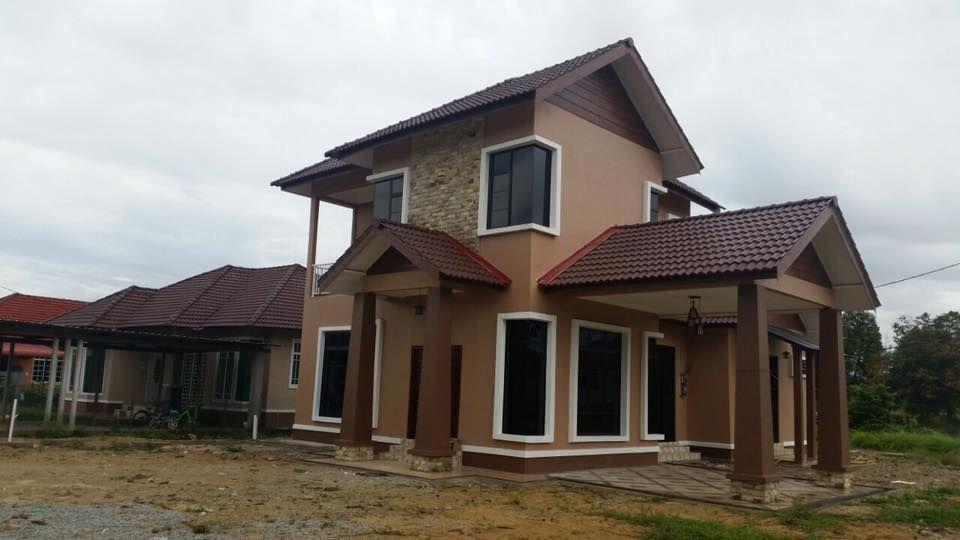 Bina Rumah Atas Tanah Sendiri Mahligai Idaman 003