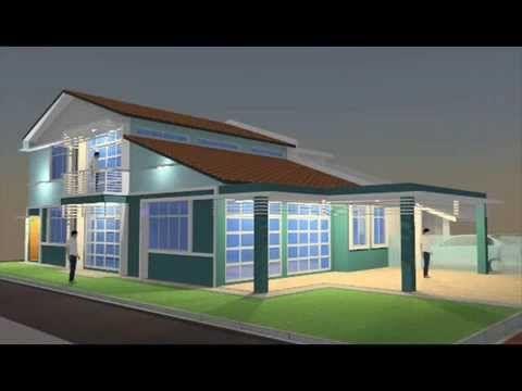 Ubahsuai Rumah Teres 1 Tingkat ke 2 tingkat di Seksyen 4 Shah Alam Selangor D E