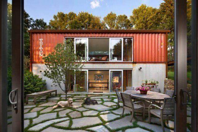Pelan Rumah 100k Berguna 13 Contoh Rekaan Rumah Kontena Untuk Inspirasi anda