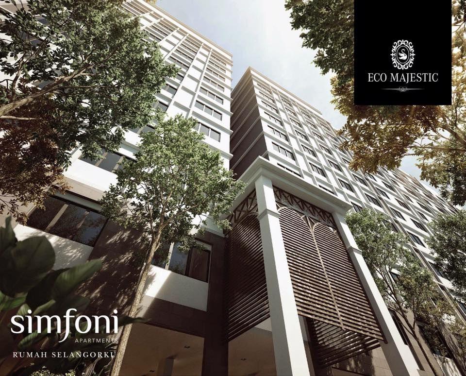 Pelan Rumah 100k Meletup Selangorku Simfoni Apartments Type B