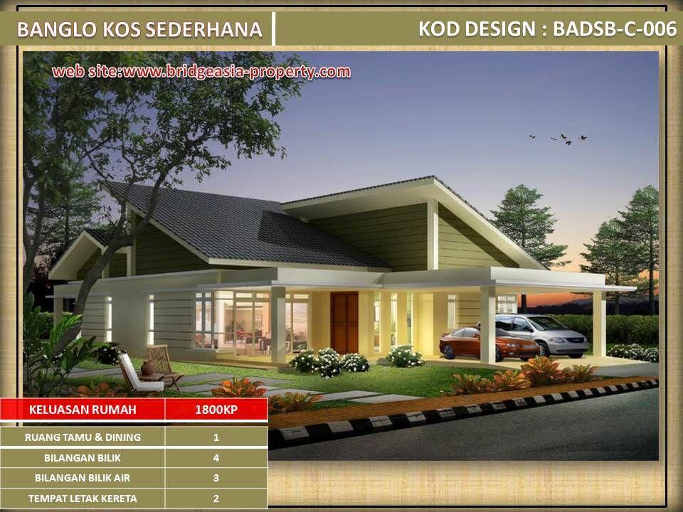 Pelan Rumah 100k Penting Ruangan Reka Bentuk Rumah Pilihan anda Encik Hafizan