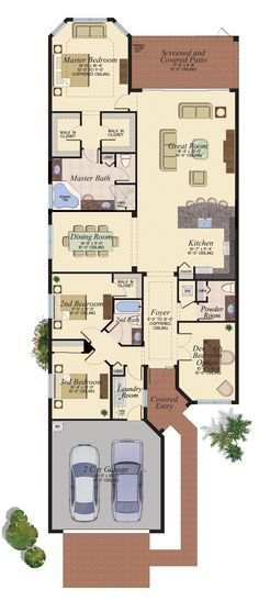The Tribeca Plan in the Regal Collection at StoneCreek in Naples Florida