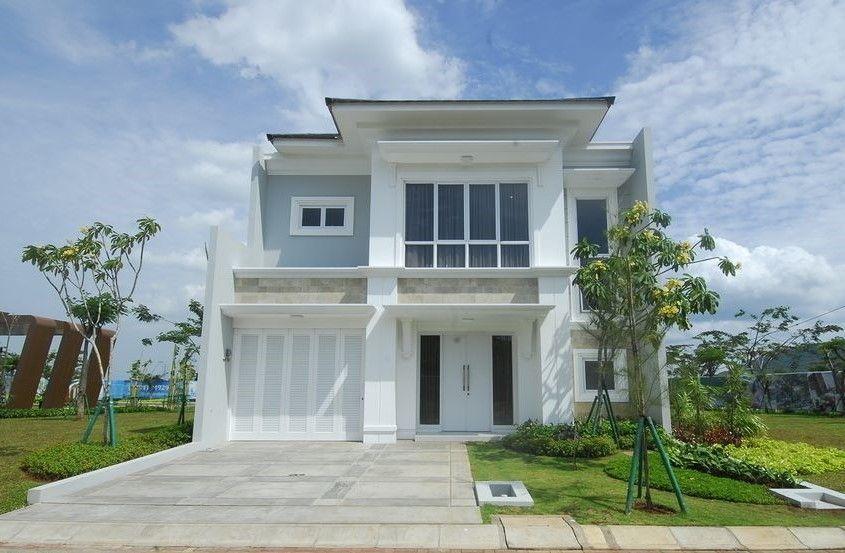 Pelan Rumah 2 Tingkat Moden Power Model Rumah Sederhana Tapi Mewah 2 Lantai Terbaru