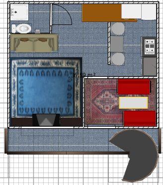 Pada lantai 2 sudah hampir melengkapi ruangan ruangan inti suatu dan selanjutnya ialah pada lantai 3 yang merupakan lantai paling atas