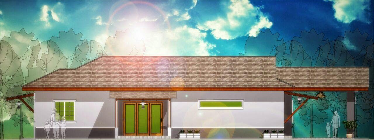 Pelan Rumah 3 Bilik 1 Bilik Air Berguna Banglo Mampu Milik Rm200k Kebawah