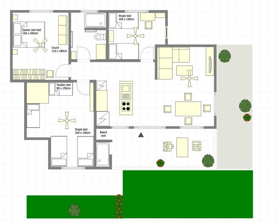 Pelan Rumah 30 X 70 Meletup Eden Apartments Santa Teresa Beach – Harga 2018 Terbaru