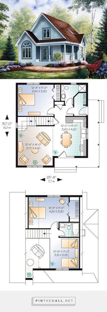 Pelan Rumah 30 X 70 Penting Denah 3 Kamar Ukuran 7×12 4