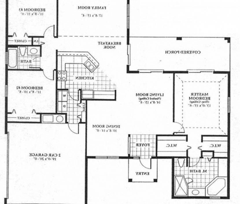 Image result for l shaped house on rectangular plot