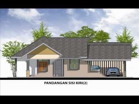 Pelan Rumah 30x50 Bermanfaat Pelan Rumah C1 01 Pelan Rumah Banglo Setingkat 4 Bilik 3 Bilik Air