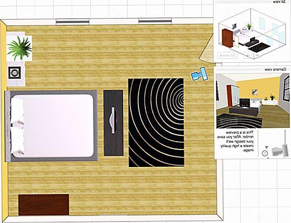 Perancang Rumah 3D Roomstyler