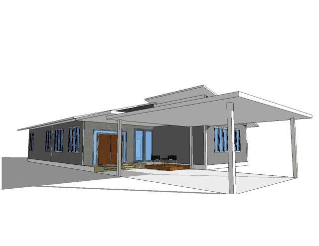 Pelan Rumah 4 Bilik 30 X 40 Baik Banglo Mampu Milik Rm200k Kebawah
