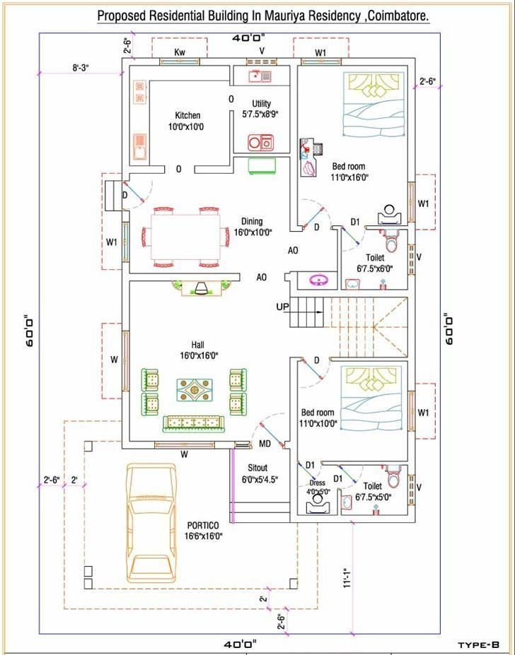 house plan Architecture in 2018 Pinterest