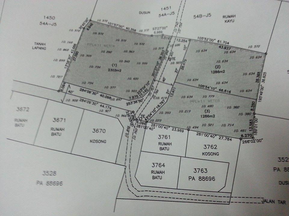 Pelan Rumah 5 Bilik 3 Bilik Air Baik Darulnaim Property
