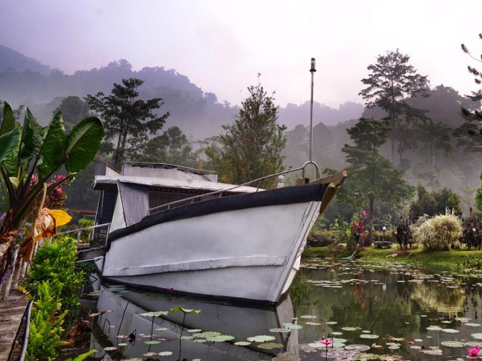 Pelan Rumah 5 Bilik Ala Resort Menarik 10 Tempat Penginapan & Homestay Menarik Di Janda Baik Tak Sampai