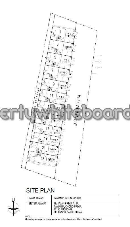 Rumah teres 2 tingkat yang baru siap di Puchong Prima diskaun