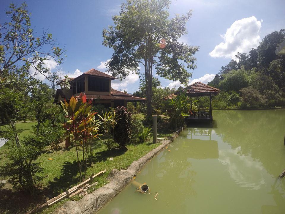 Pelan Rumah 5 Bilik Ala Resort Power 10 Tempat Penginapan & Homestay Menarik Di Janda Baik Tak Sampai