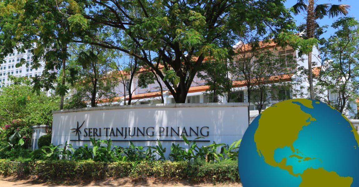Pelan Rumah Ala Inggeris Berguna Seri Tanjung Pinang Penang