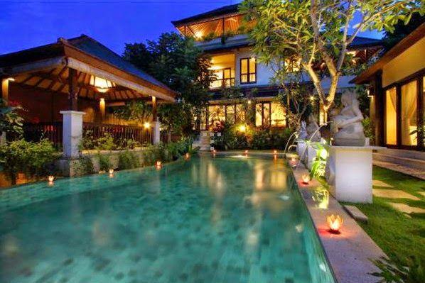 Rumah ala resort