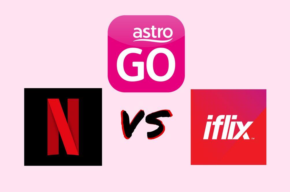Pelan Rumah Ala Kampung Terbaik astro Go iflix and Netflix Pared Entertainment
