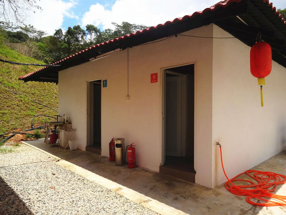 Pelan Rumah Ala Kampung Terbaik Penginapan T Box Sg Lembing Ini Menarik Untuk anda Nikmati Pelbagai