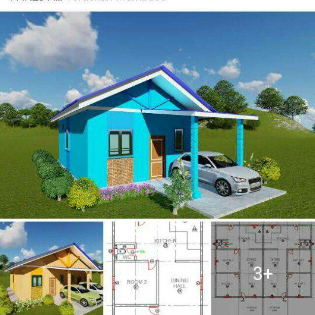 Pelan Rumah Bajet Terbaik Rumah Bajet Fs Setia Sdn Bhd Property Lain Lain Di Carousell