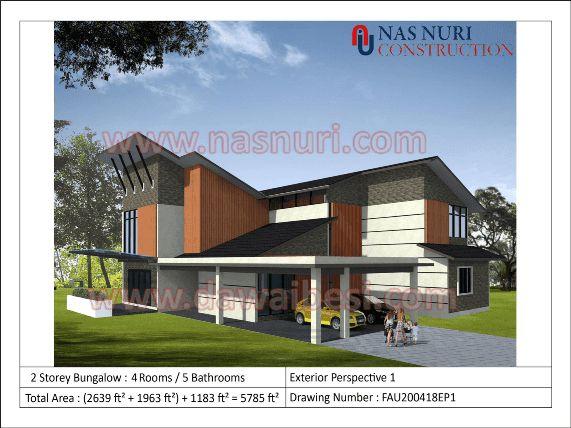 Like & Follow FB Page kami sekarang untuk pelbagai tips membina banglo idaman