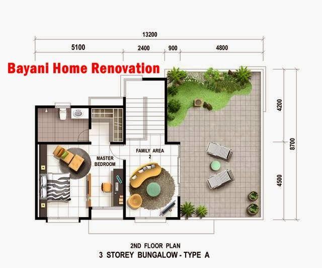 Pelbagai Sample Idea Plan Rumah Banglo