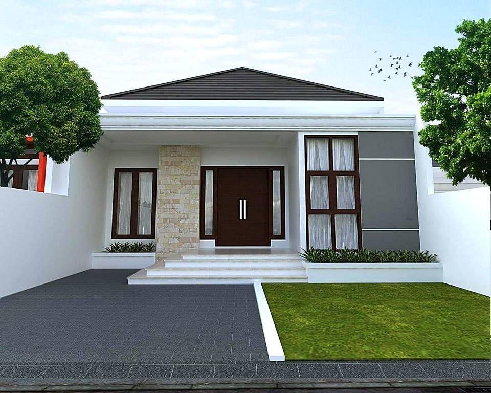 Pelan Rumah Banglo Moden 1 Tingkat Bernilai Pin by Sarath Kumar On Veriety Elevations In 2018