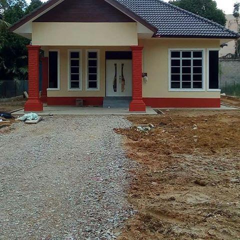 1 unit Banglo siap untuk dijual di Padang Kala 🏡 1⃣ lot pt 683