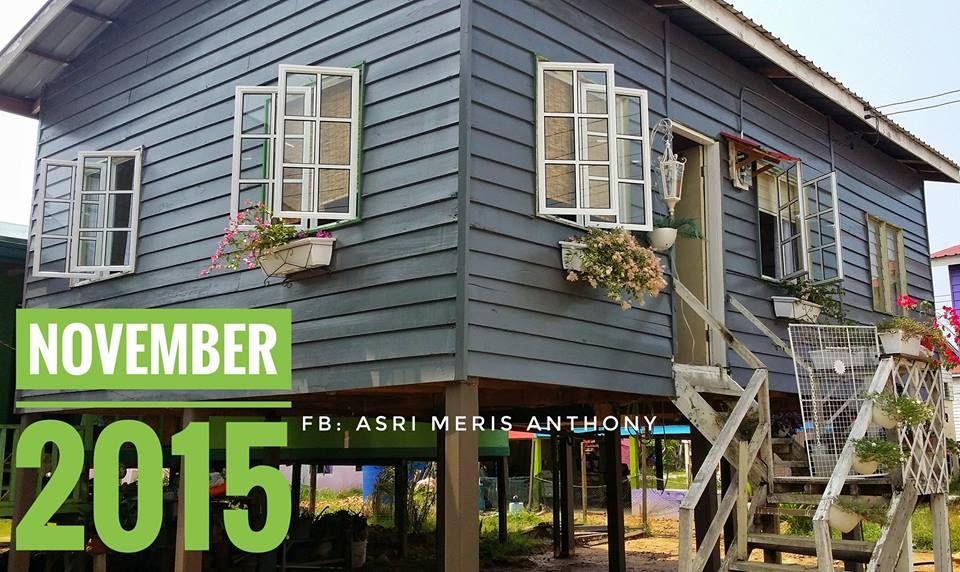 Pelan Rumah Banglo Setingkat Ala Inggeris Menarik 2 Tahun Untuk Transform Rumah Kampung Ke Shabby & Cottage