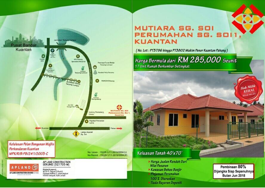 Lokasi Projek
