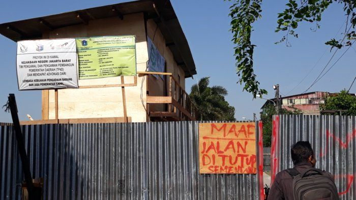 Pelan Rumah Banjir Bernilai Antisipasi Banjir Sudin Sda Jakarta Barat Bangun Tiga Rumah Pompa