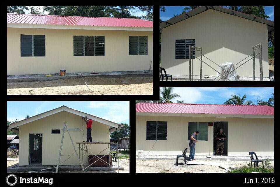 Pelan Rumah Bawah 40k Power Bina Rumah Tiga Bilik Dengan Kos Hanya Rm19 900 Ikhtiar Bantu
