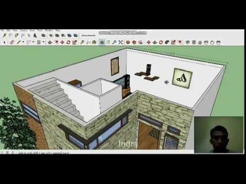 Pelan Rumah Beserta Ukuran Bermanfaat Lahan 5×6 Meter Di Buat Rumah