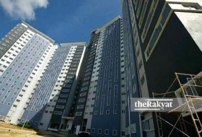Ia selepas Kerajaan Pusat memperuntukkan subsidi lebih RM150 000 bagi semua unit yang dijual