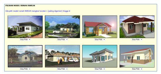 Pelan Rumah Bina Negara Risda Bermanfaat Rmr1m Info Syarat Dan Cara Memohon Rumah Mesra Rakyat Rmr 1