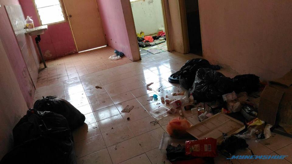 Pelan Rumah Bina Negara Risda Hebat Rumah Ditinggalkan Macam Neraka Oleh Penyewa – Mynewshub