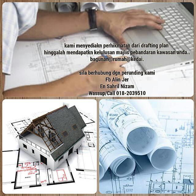Pelan Rumah Bina Sendiri Meletup Kami Menyediakn Perhikmatan Dari Drafting Plan Hinggalah Mendapatkn