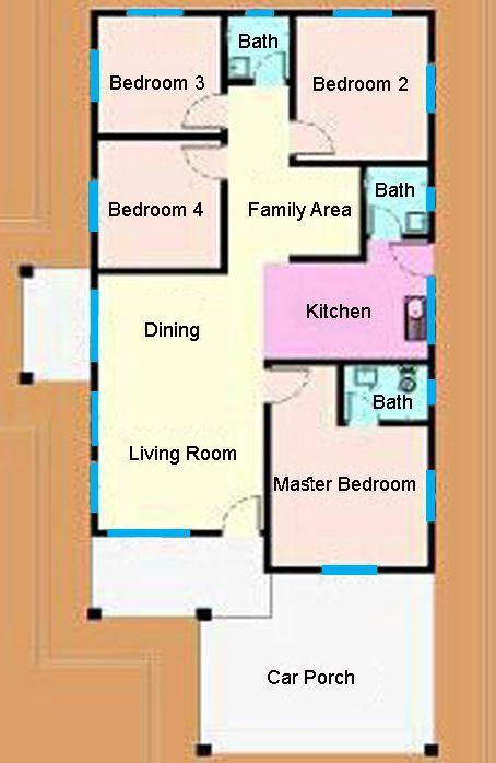 Pelan Rumah Budget Baik Klcorp Homes Pembinaan Banglo Pasang Siap Kos Rendah