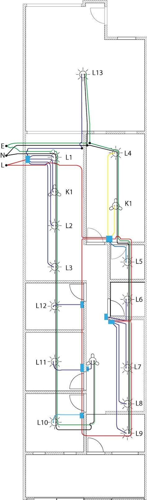 Pelan Rumah Budget Terbaik E Step Pendawaian Rumah House Wiring Bahagian 2